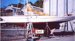 picture of keel